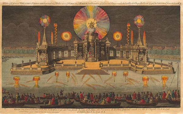 Print, 1784. Museum no. S.354-2009. ©Victoria and Albert Museum, London