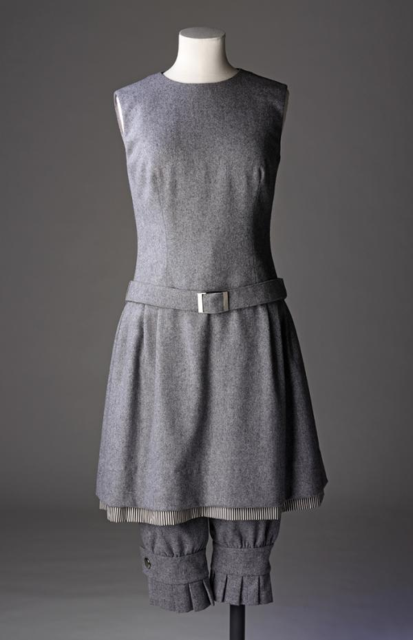 Ensemble, Mary Quant, 1958 (designed). Museum no. T.103 to C-1976. © Victoria and Albert Museum, London.