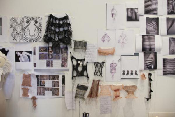 Studio Images Fashion Design Residency Sackler Centre For Arts Education At The V A V A Blog