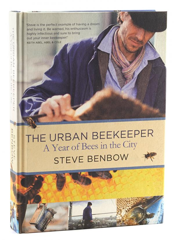 The Urban Beekeeper by Steve Benbow