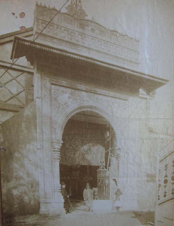 Photograph of the Gwalior Gateway