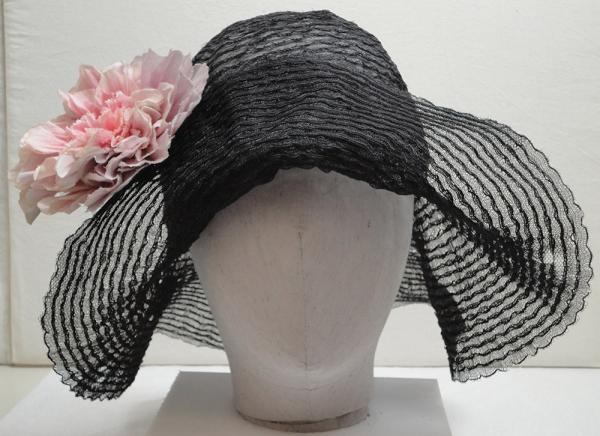 Front view of the hat after conservation. © Victoria and Albert Museum, London