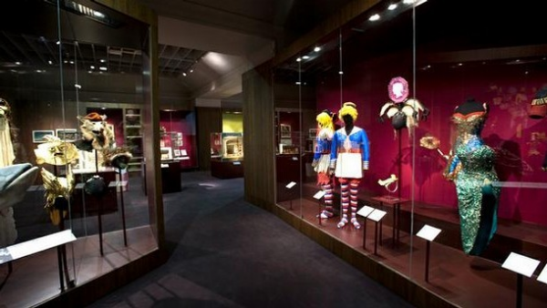Theatre and Performance Galleries - © Victoria and Albert Museum, London