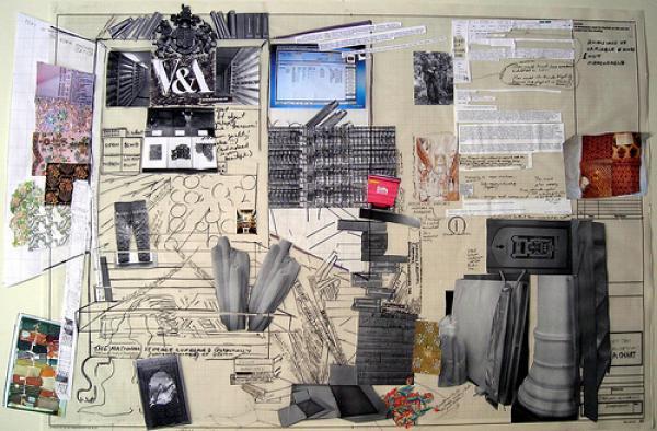 National Storage Cupboard of Design