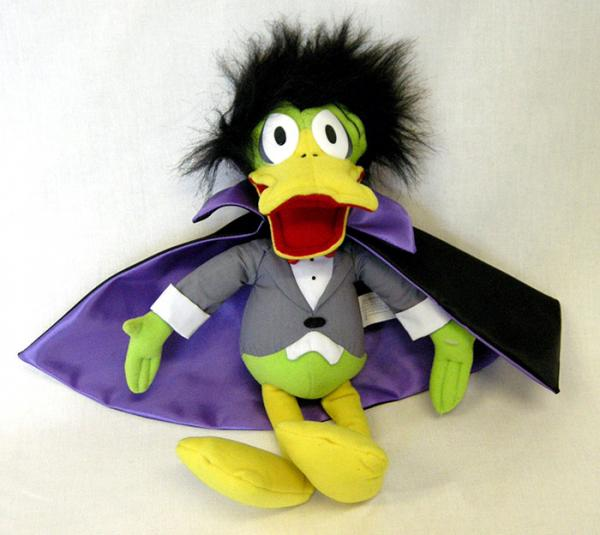 Count Duckula, toy, unknown maker, 1990 - 1991. Museumn no. B.94-2009. © Victoria and Albert Museum, London.