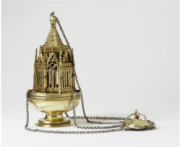 The Ramsey Abbey Censer