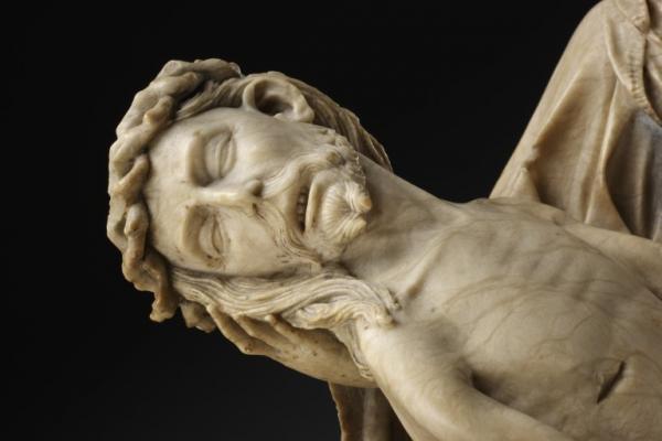 Christ detail