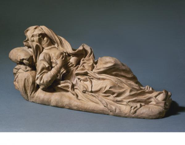 Bernini clay model