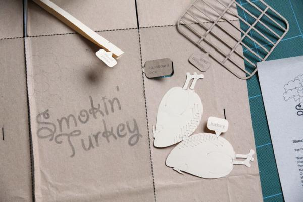 Turkey Smokin' kit & instructions