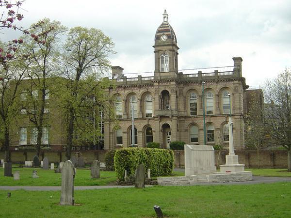 Nottingham School of Art, Waverley Street