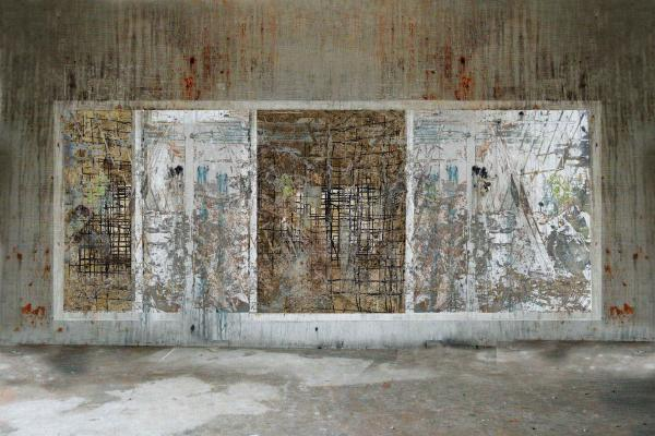 Inner Landscape 4 David Jane