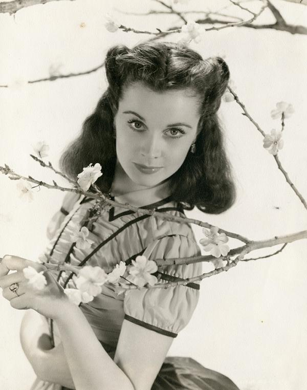 Vivien Leigh. © Victoria and Albert Museum, London.