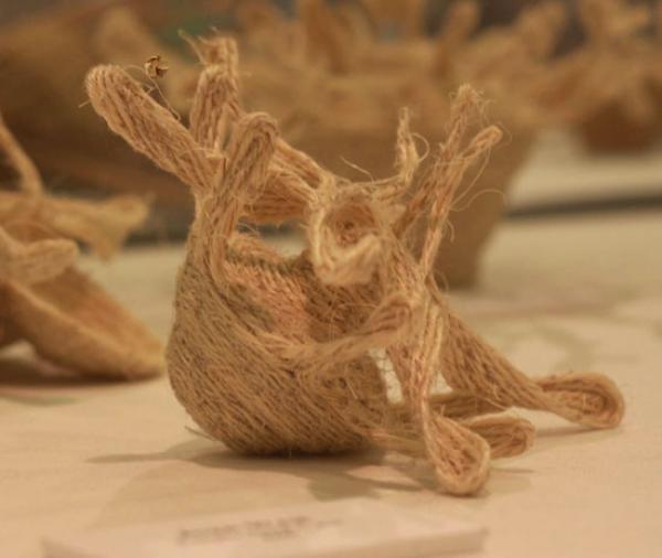 Empty Seed Case by Joan West