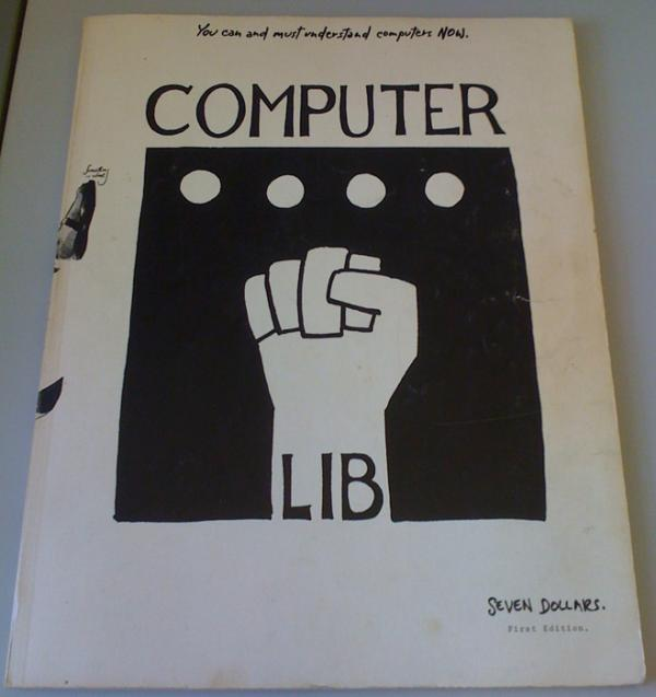 Computer Lib front cover