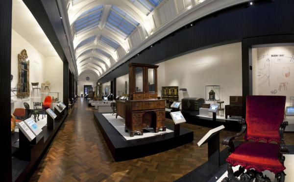V&A Furniture Gallery Image