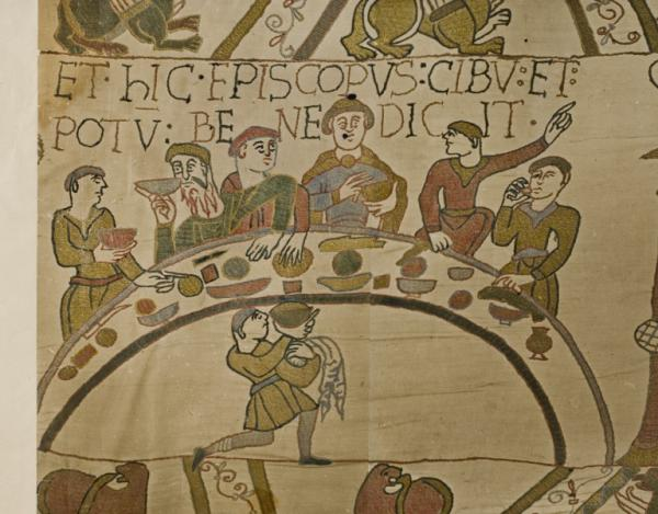 Photograph of Bayeux Tapestry by Cundall & Co