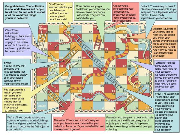 Snakes and Ladders Prototype