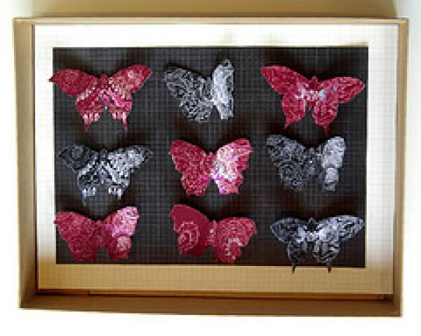 Butterfly Box  Helen Scalway 2009