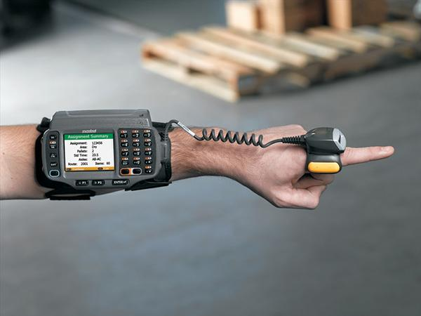 Motarola WT4000 Wearable Terminal