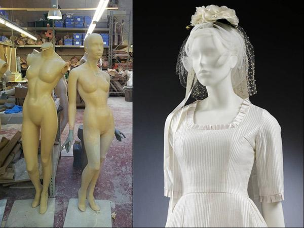 From factory to finished product. © Victoria and Albert museum, London