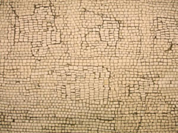Floor mosaic, detail, V&A