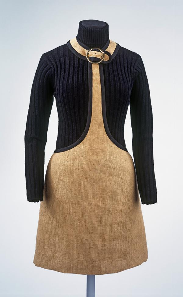 Ensemble, Mary Quant, 1965 (designed). Museum no. T.110 to B-1976. © Victoria and Albert Museum, London.