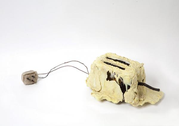 The Toaster Project, Thomas Thwaites, 2009-2010. Photograph by Daniel Alexander