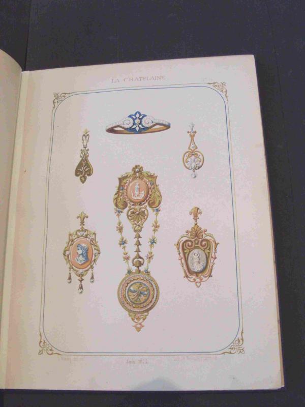 Diamond bangle design from Barousse's Bijouterie, Joaillerie, Orfévrerie