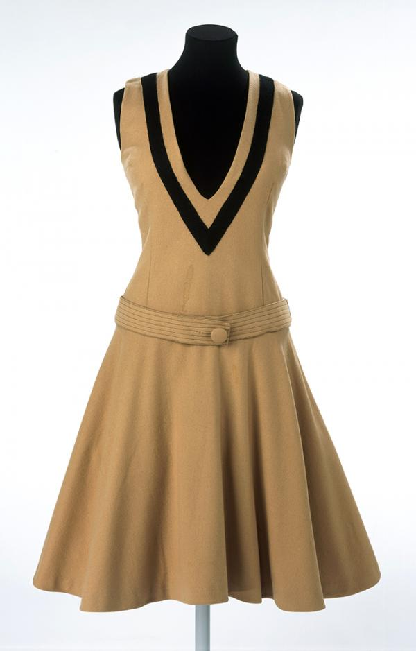 Dress, Mary Quant, 1961. Museum no. T.219-1995. © Victoria and Albert Museum, London.