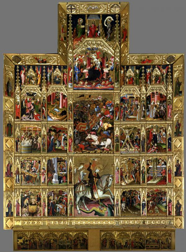 St George Altarpiece