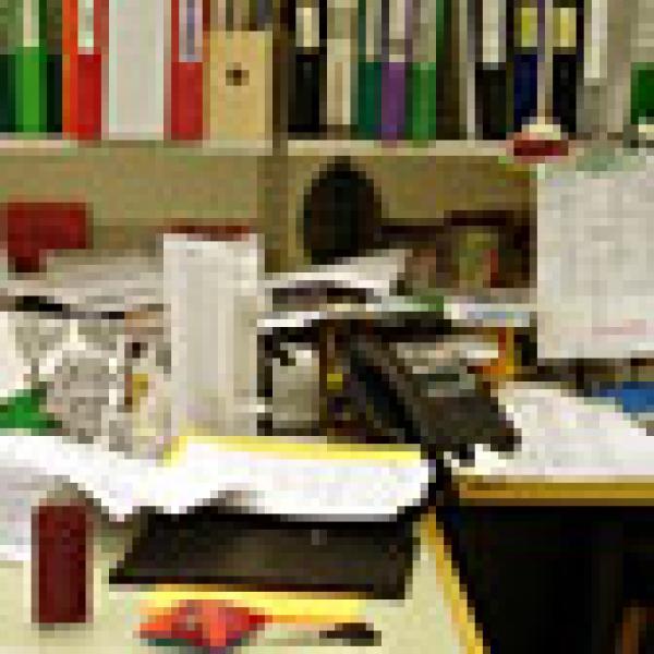 Desk - Click to enlarge.