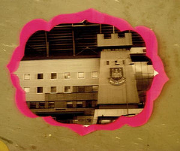 The football club on Green Street Newham E 7