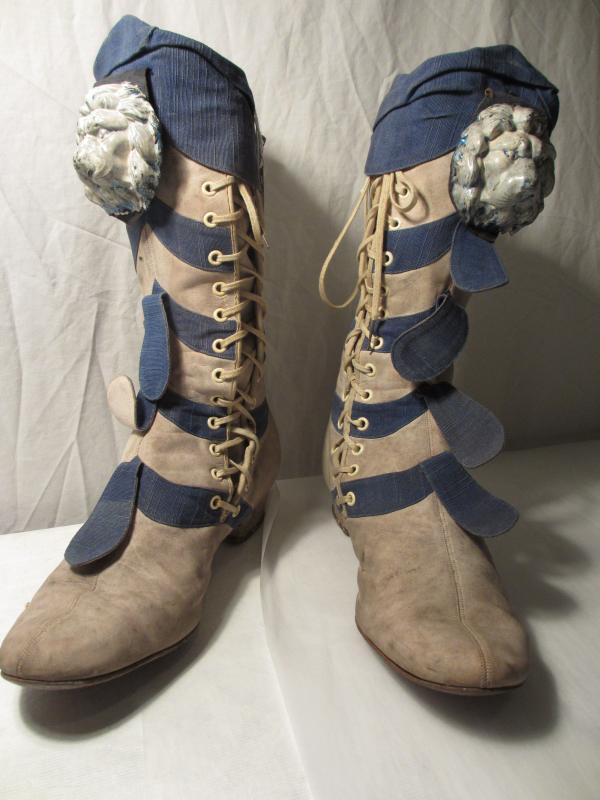 VERY natty boots