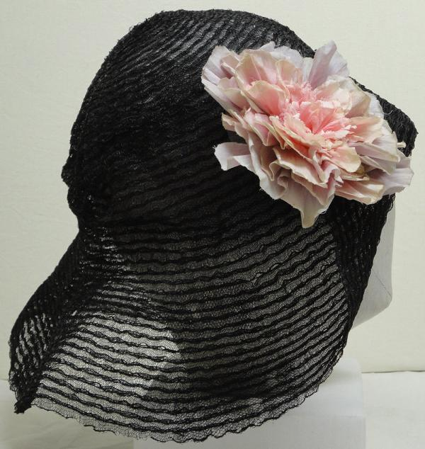 Side view of the hat after conservation. © Victoria and Albert Museum, London