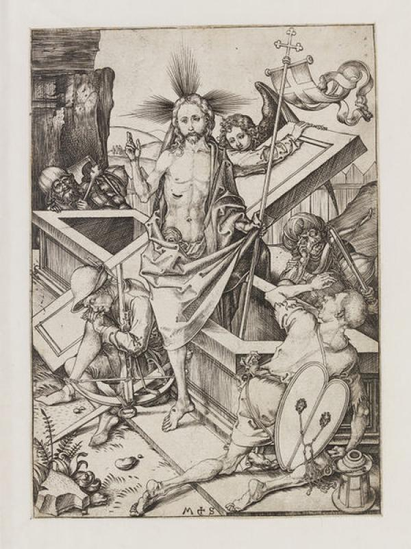 Martin Schongauer,