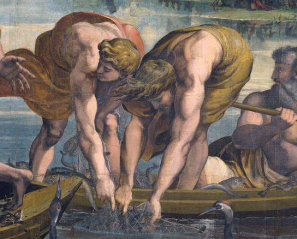 1-11. Raphael (1483 - 1520). Italy 1515 - 16. © Royal Collection / V&A