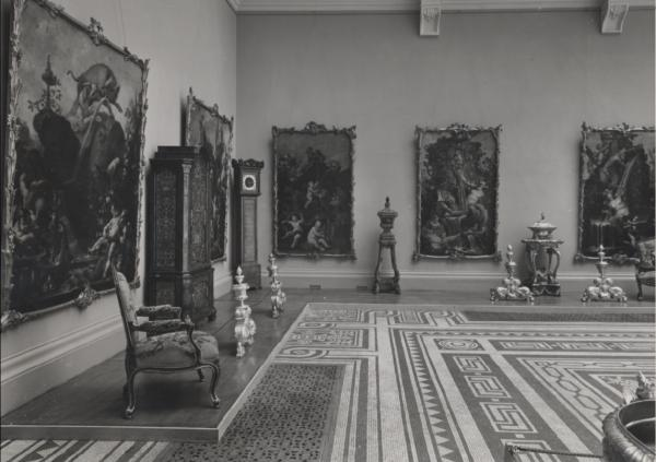 Record shot of the 1952 Brunswick Art Treasures exhibition