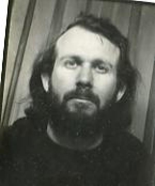 Ian in the 1970s. © Ian Rakoff