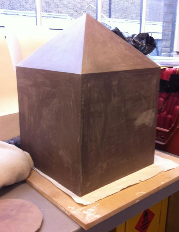 James Rigler's new clay work