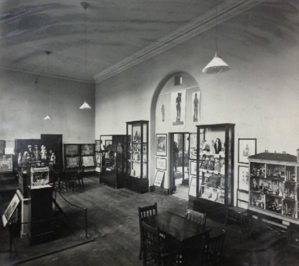 View of Room 18, the 'Children's Room'