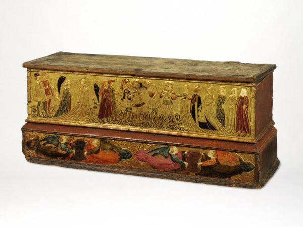 Marriage Chest, Florence, c.1430-50