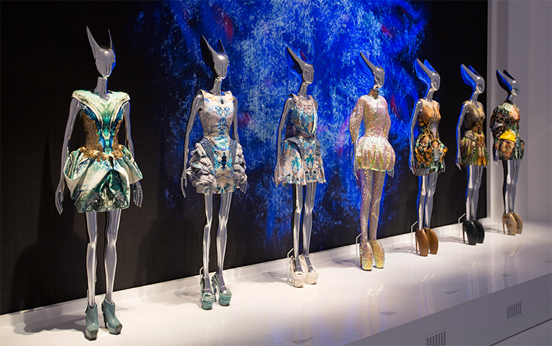 D Models Collection Exhibition Amp Event : How to get your alexander mcqueen savage beauty ticket