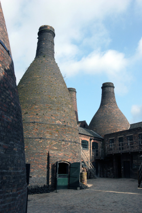 Gladstone Pottery Museum © Potteries Museum & Art Gallery, Stoke-on-Trent.