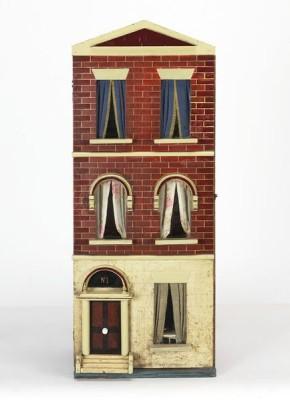 Box Back Terrace house, B.290-2000 (c) V&A Museum, London