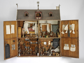 The Nuremburg House open, 1673