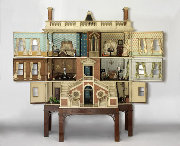 Tate Baby House, 1760. W.9-1930 (c) V&A Museum, London