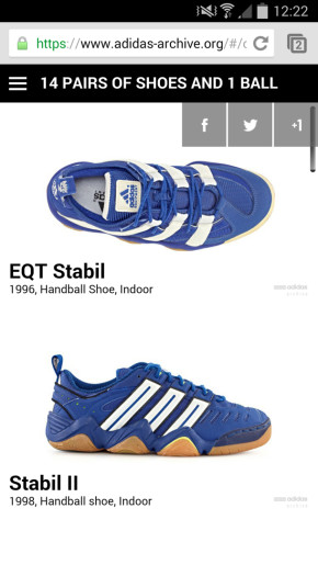 Adidas Archive shoes