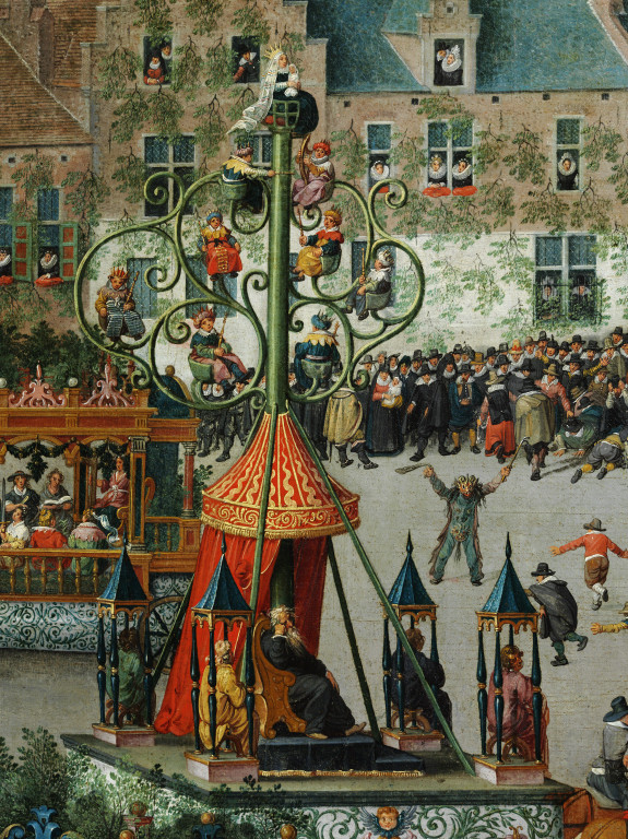 The fifth float © Victoria and Albert Museum, London