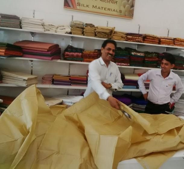 Khadi shop