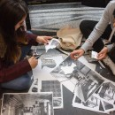 Activities in the galleries to generate ideas for the brief